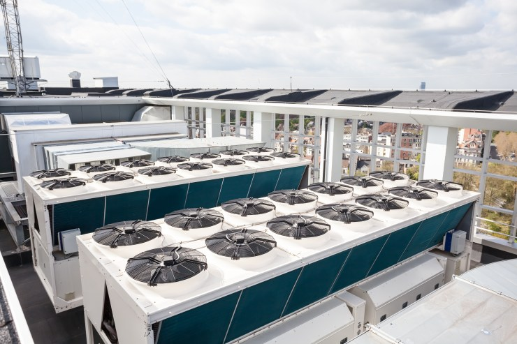 Commercial Hvac Repair Service