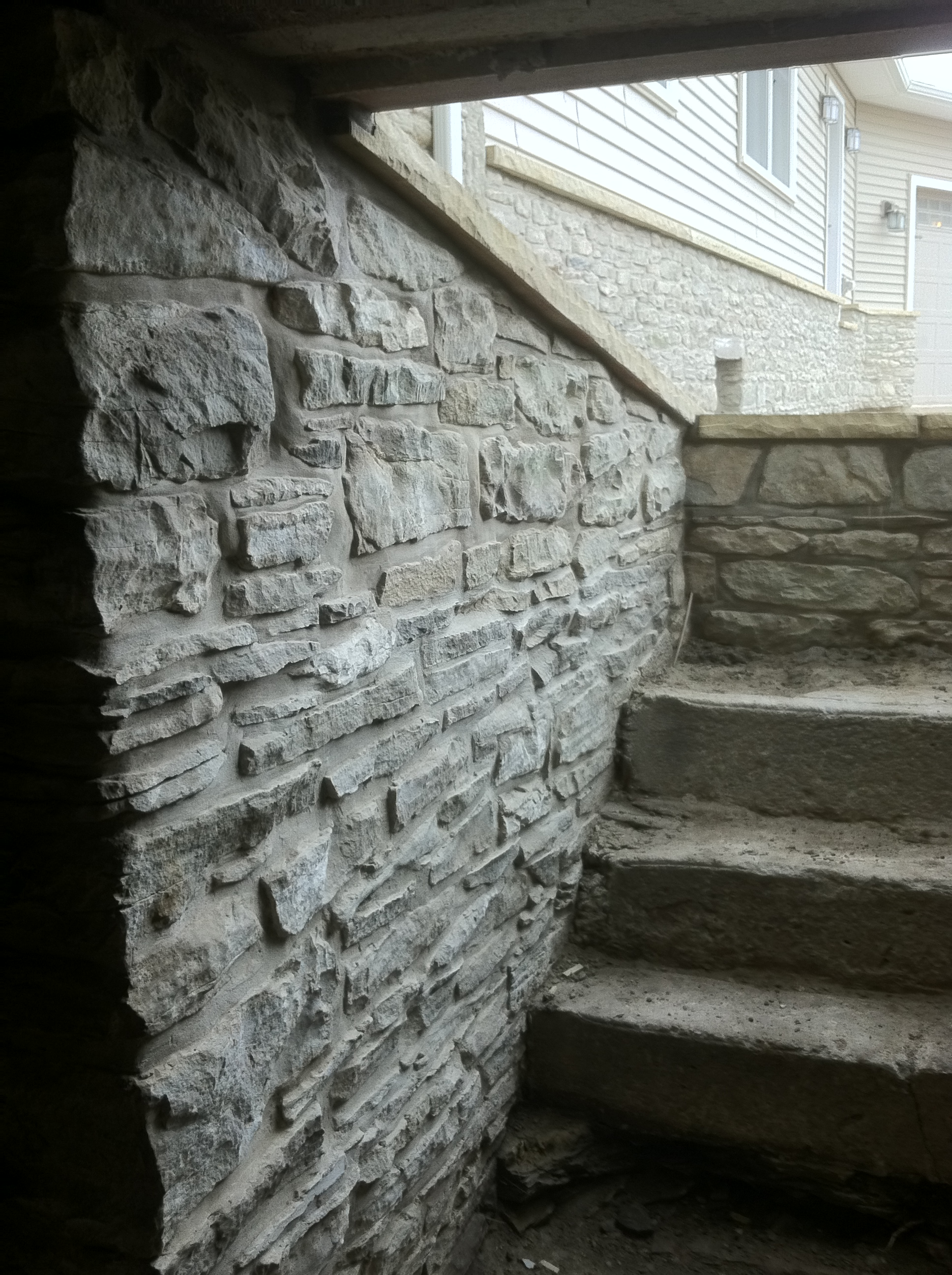 cellar stone restoration in buffalo ny