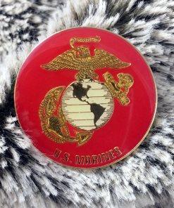 US Marines Pin