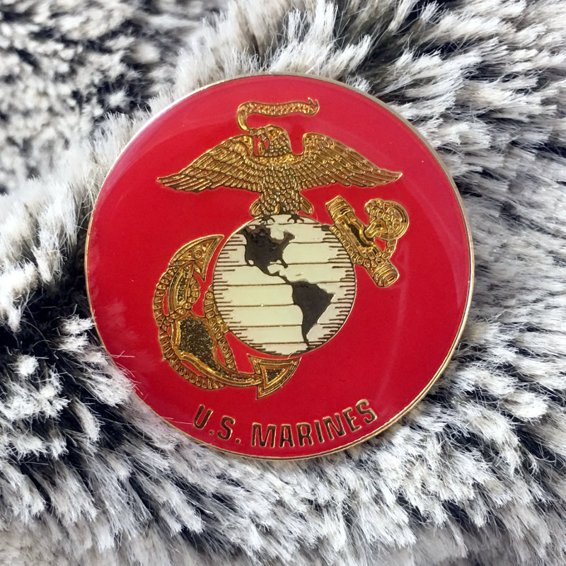 US Marines Pin