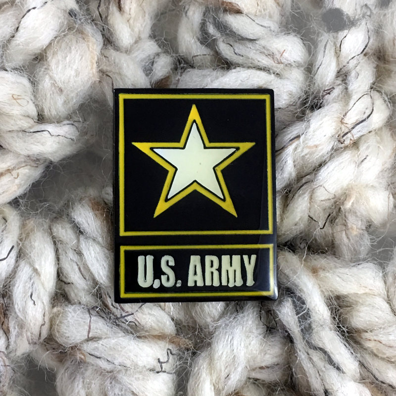 US Army Pin