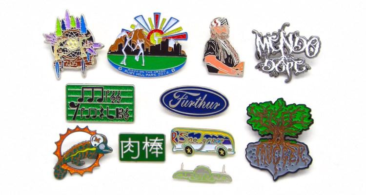 Festival Pins