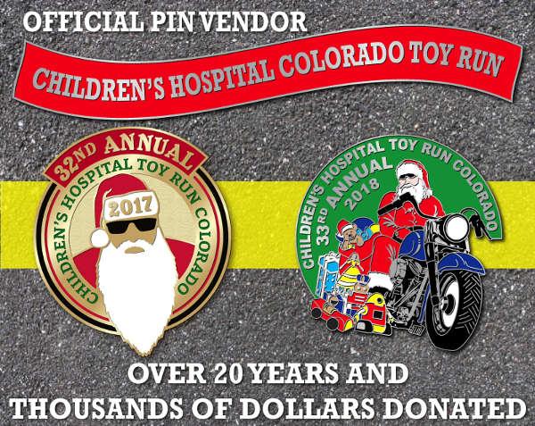 Rocky Mountain Harley Davidson Toy Run