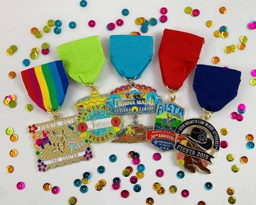 custom fiesta medals 8
