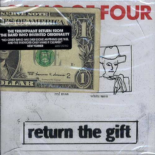 Return the Gift CD cover image