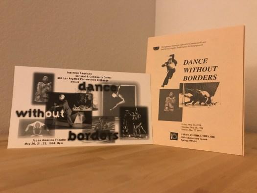 Dances Without Borders program