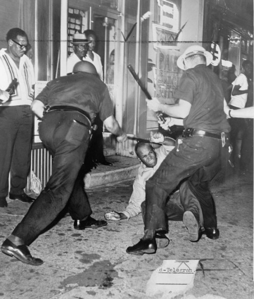 Police Beating photo image
