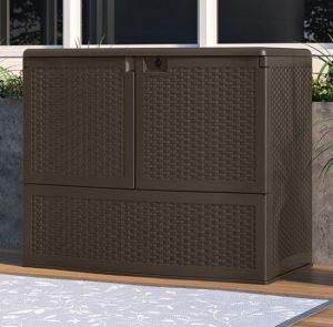 extra large patio cushion storage