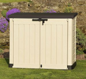 Large Outdoor Storage Containers Quality Plastic Sheds