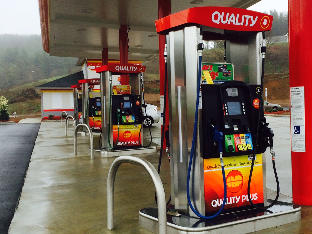 Non Ethanol Gas Stations >> Home - QUALITY PLUS