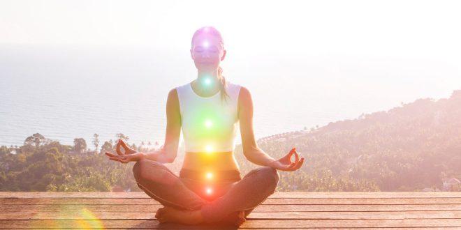 Psychic and Chakra Healing