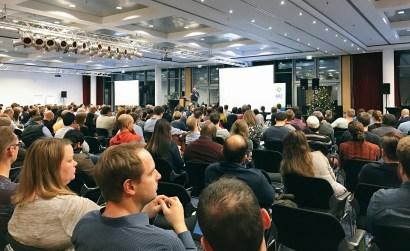 Agile TD 2016 Keynote; Potsdam, Germany