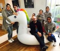 Agile Testing Days 2017 with Afghan Robotics Team