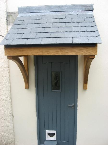 Porch Roof Posts