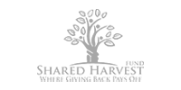 Shared Harvest Logo-Greyscale