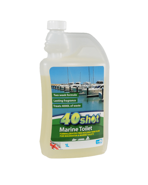 40shot marine toilet