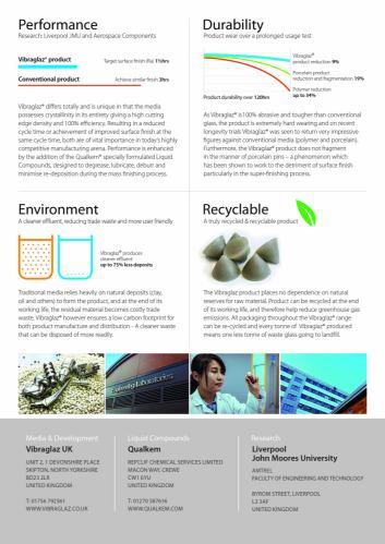 Vibraglaz leaflet (back)