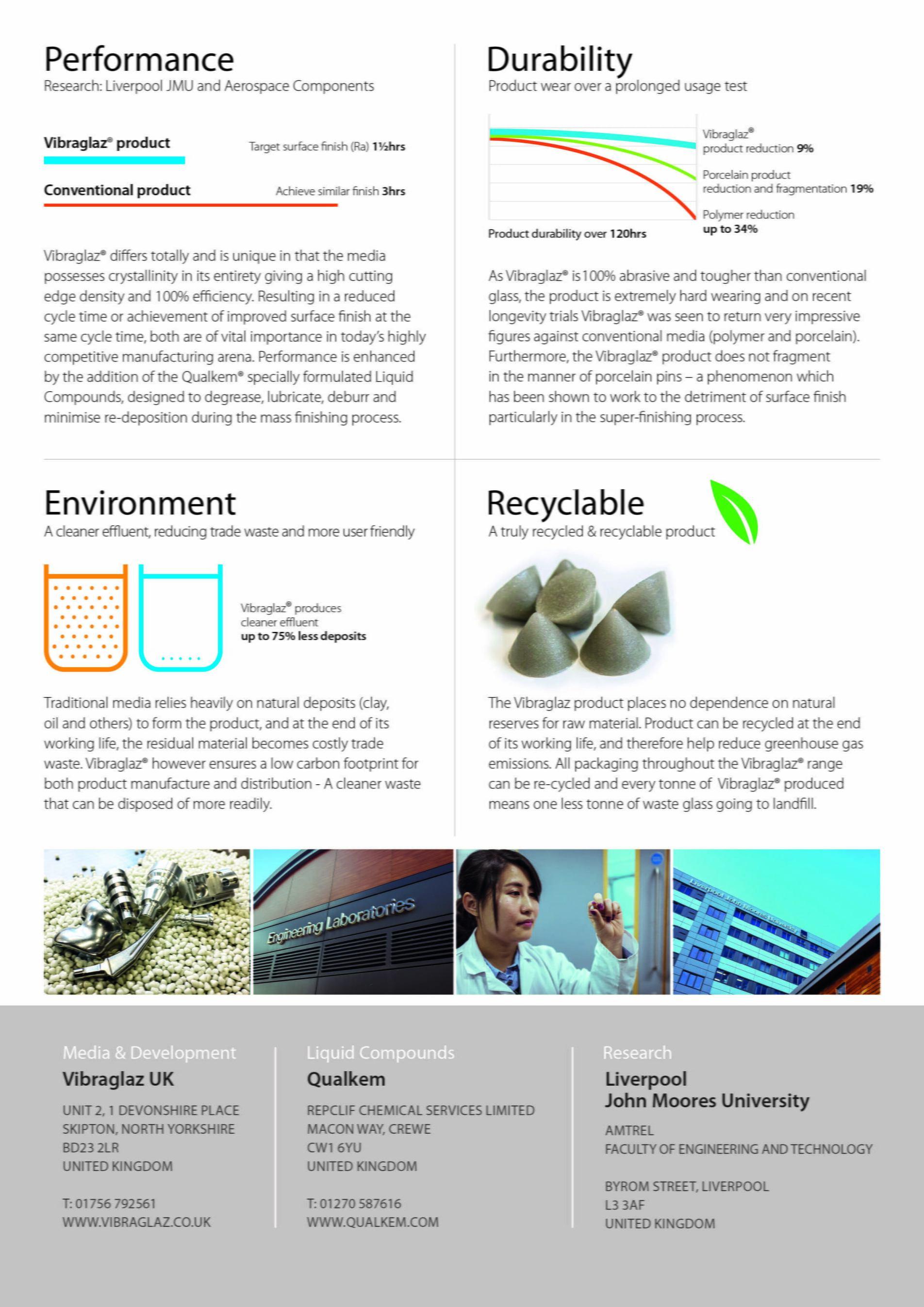 Vibraglaz leaflet