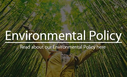 environmental policy link for business page