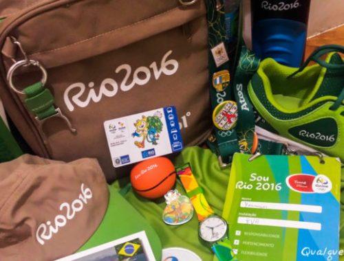 Pins nas Olimpíadas