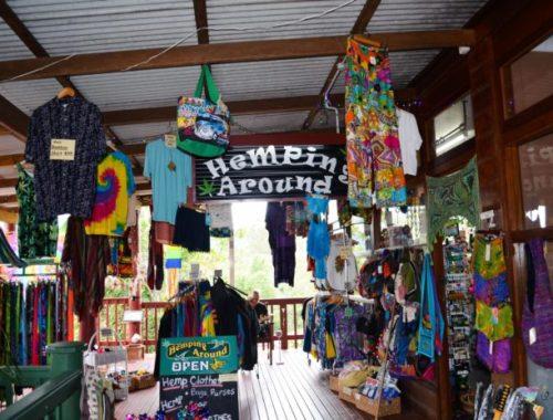 Nimbin a cidade mais hippie da Austrália