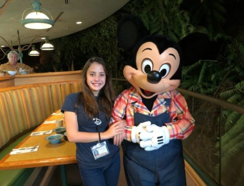 standby do disney college program