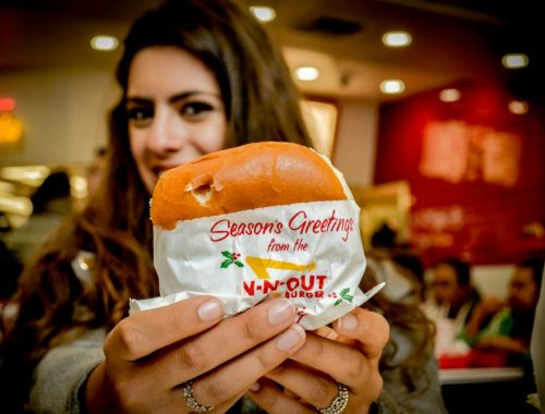 Menu Secreto do In-n-out burguer