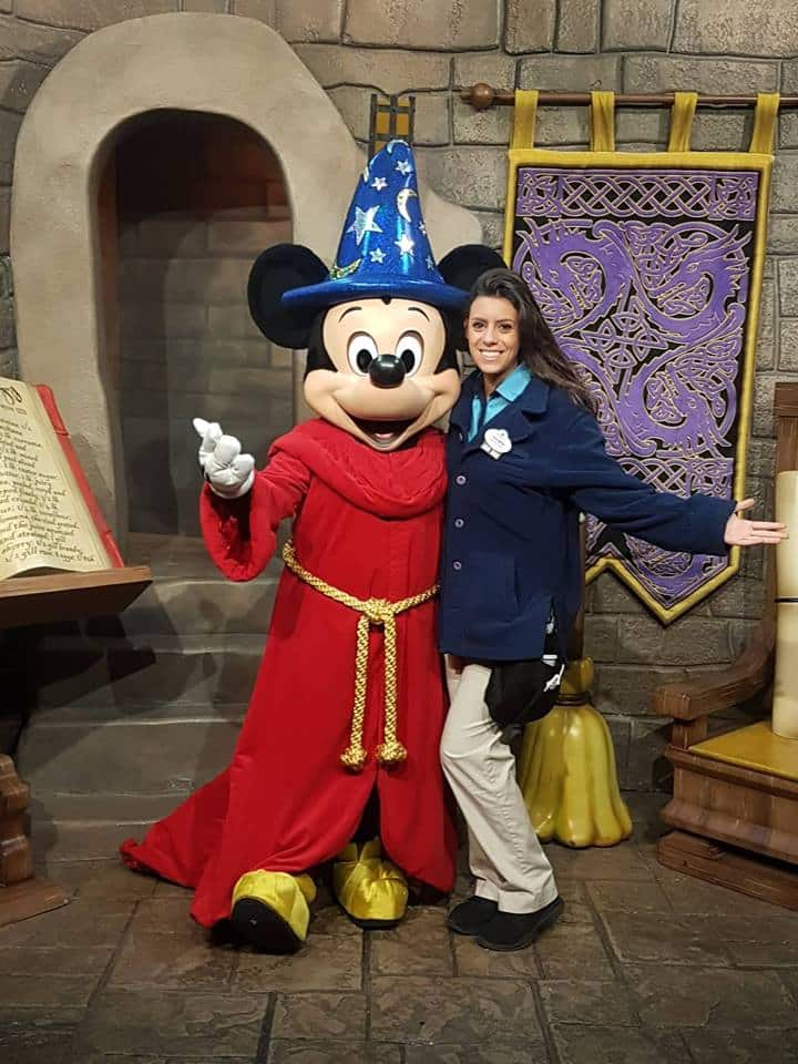 Trabalho na Disney