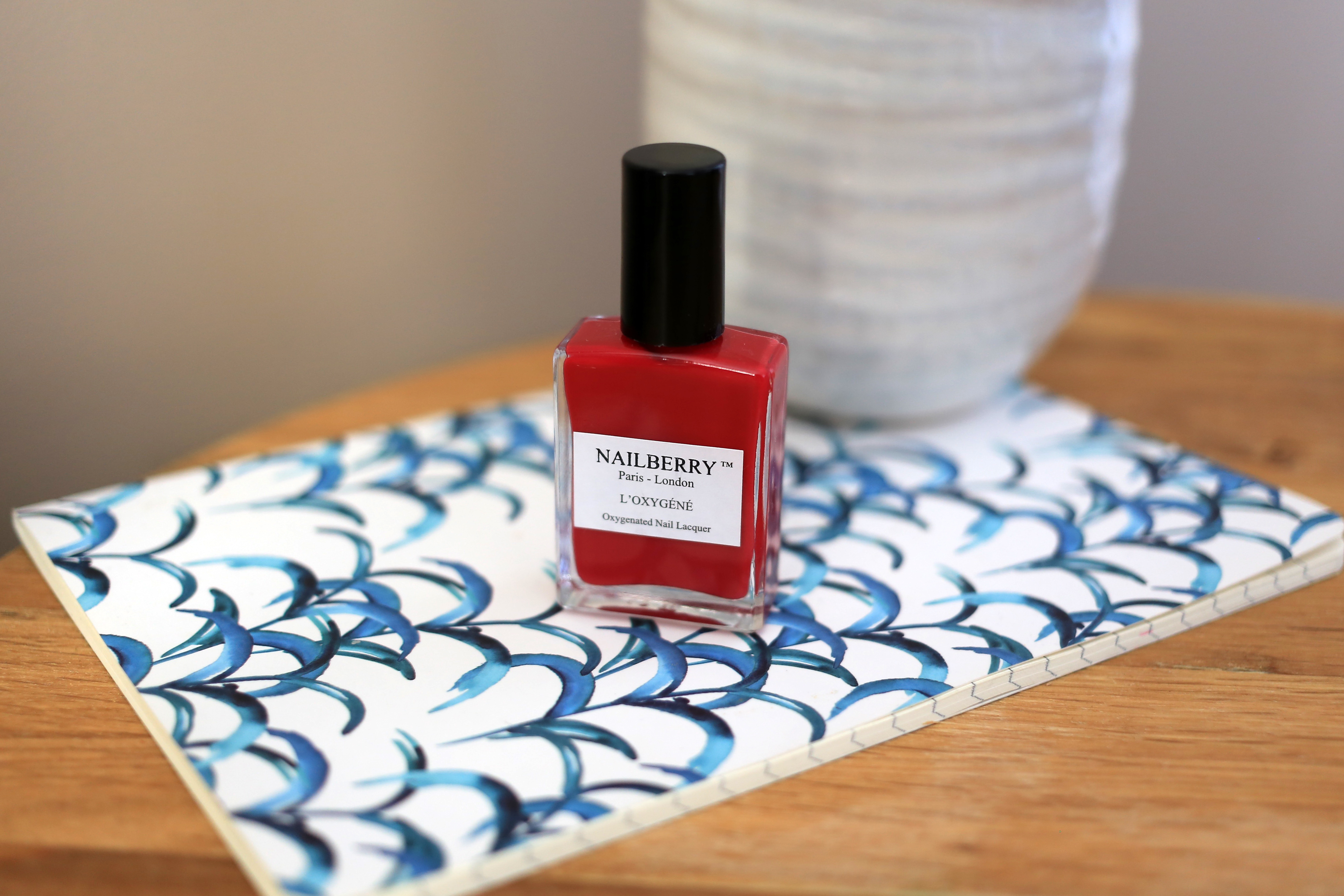 Feelunique vernis rose nailberry