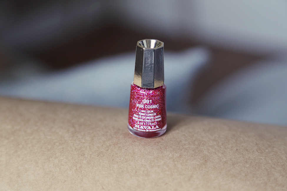vernis collection cosmic mavala pink