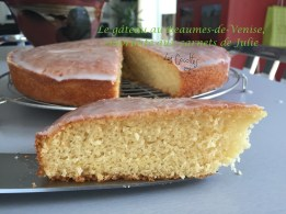 gâteau beaumes venise