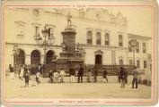 Monumento a José Bonifácio (no Largo de S. Francisco)
