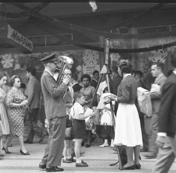 Porta do Mappin - 1960
