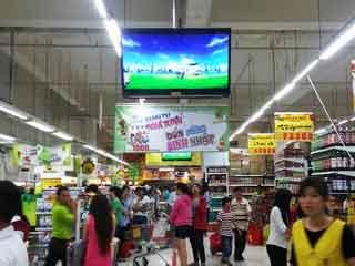 Quảng cáo trong siêu thị