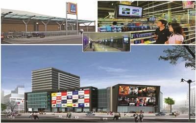 Dịch vụ quảng cáo trong siêu thị – Quảng cáo LCD tại siêu thị lớn Hà Nội