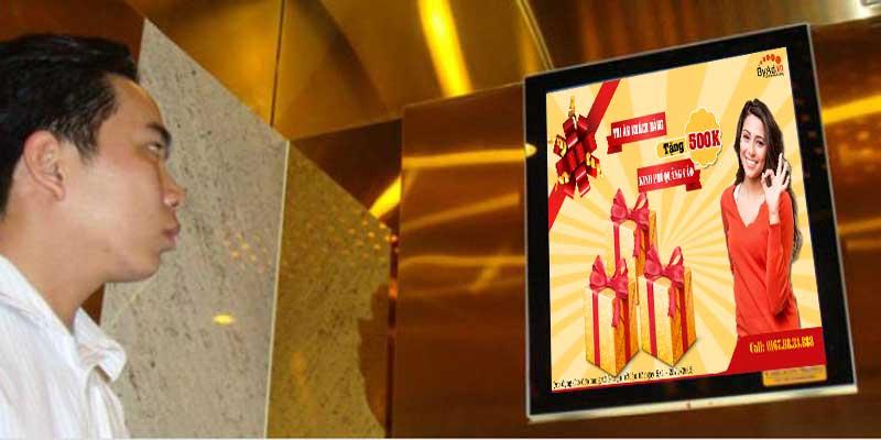 Báo giá quảng cáo Frame thang máy tại Đà Nẵng