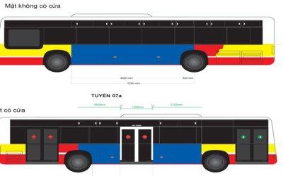 Quảng cáo xe bus tại Hà Nội – Kênh quảng cáo ngoài trời hiệu quả tốt