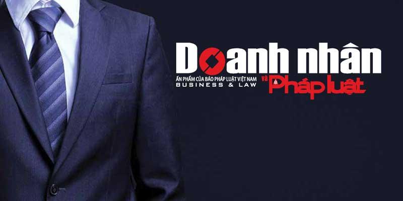 Bảng giá báo Doanh Nhân Pháp luật – Quảng cáo báo giấy, tap chí DNPL