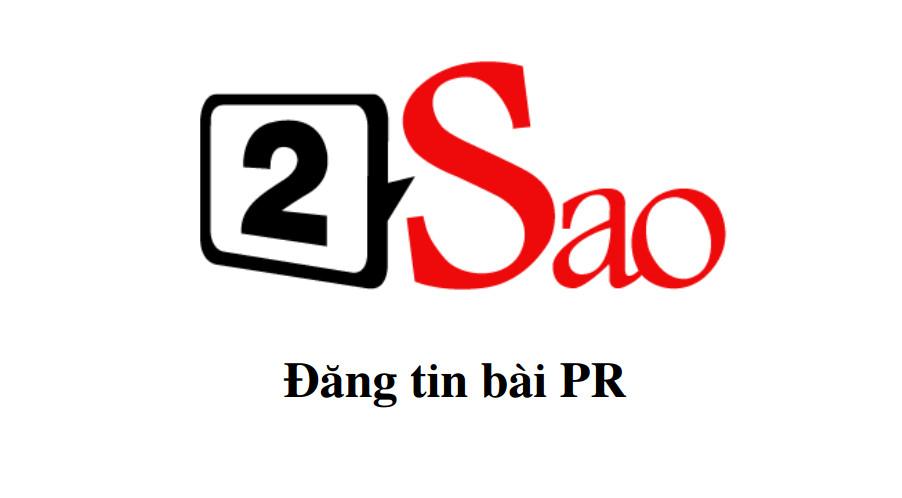Báo giá PR trên 2Sao.vn