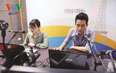 Booking quảng cáo trên VOV Giao Thông FM 91 Mhz