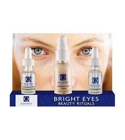 Bright Eyes Beauty Rituals