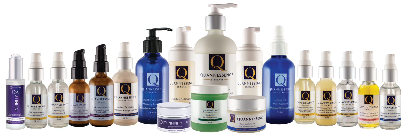 Quannessence Product Line