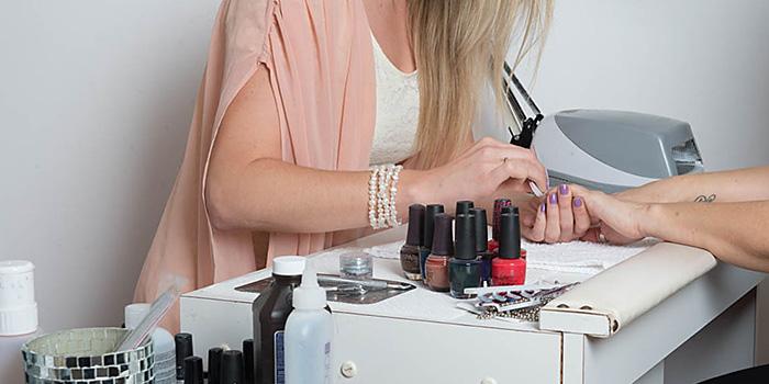 Manicure Application