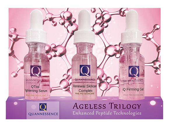 Quannessence Ageless Trilogy Kit