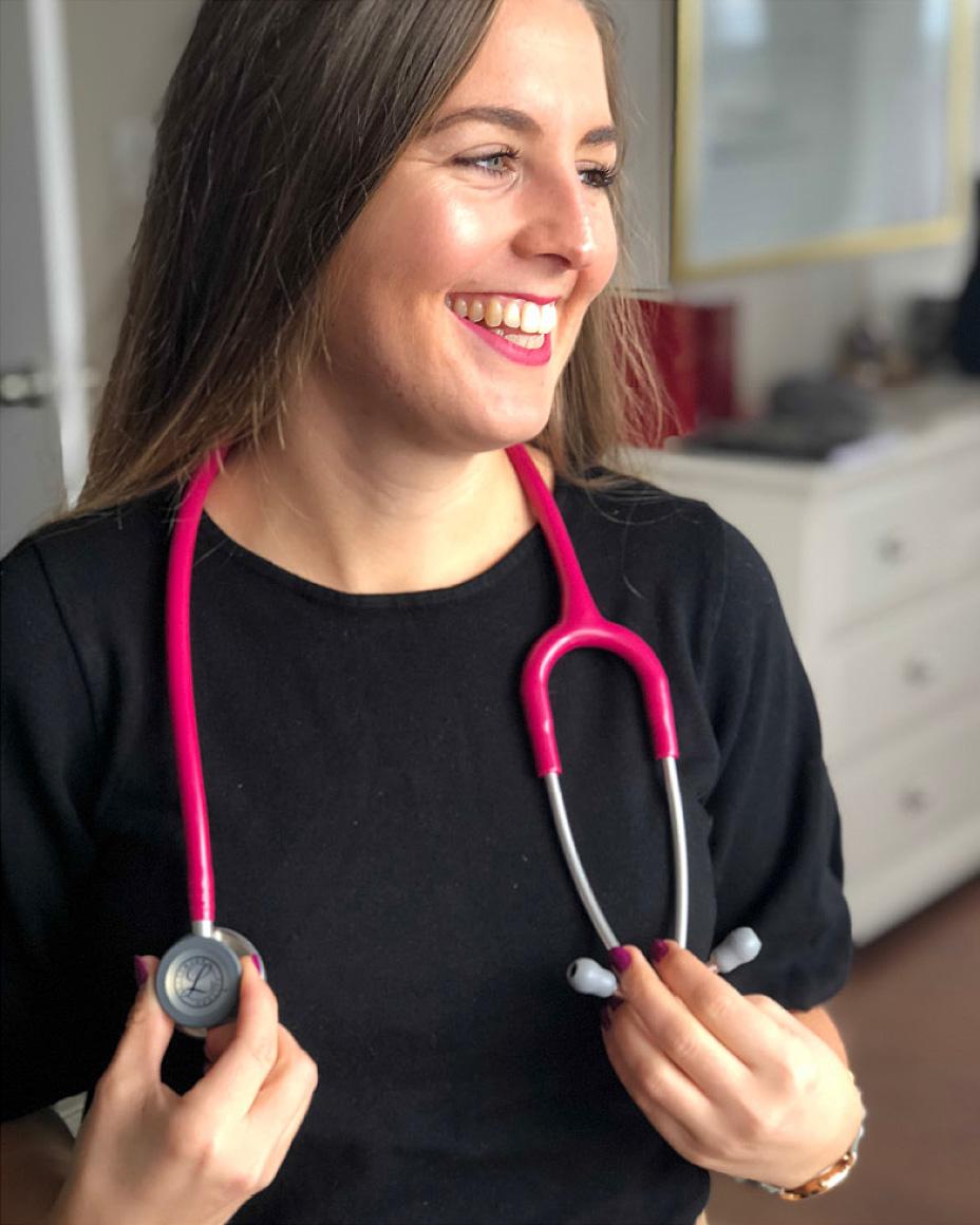 Dr. Audrey Grady portrait