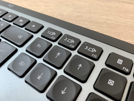 Logitech MX Keys for Mac a MX Master 3 for Mac