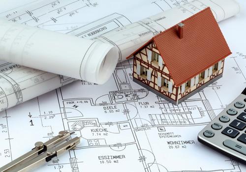 Baufinanzierung Konzept mit günstigen Bauzinsen