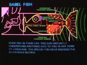The Babel Fish