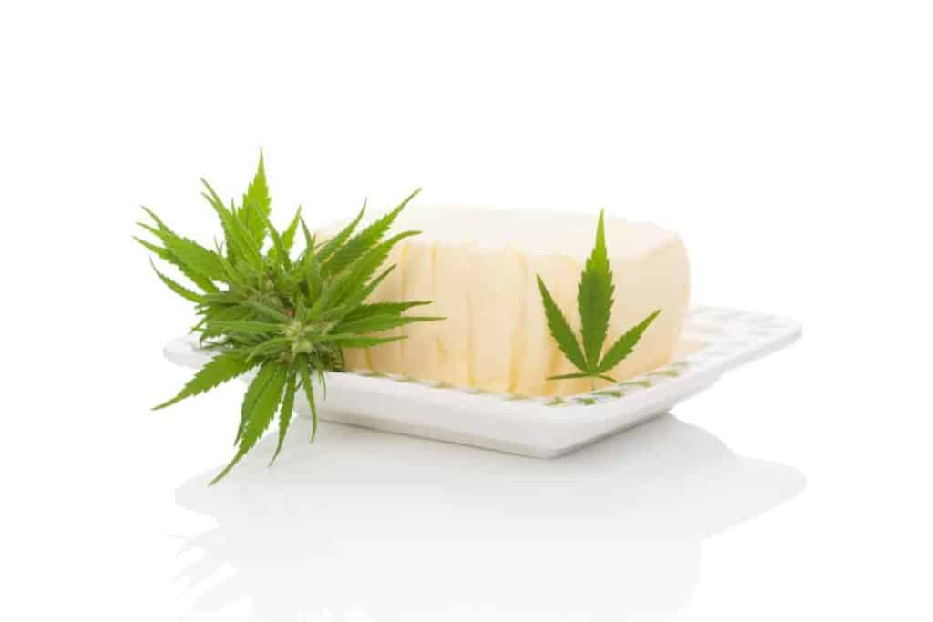 Weed-Infused Butter