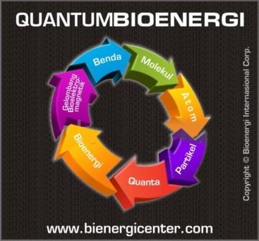Program Pelatihan Quantum Bioenergi,